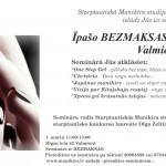 Izbraukuma semināri Valmierā