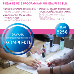 LABA CENA - Apvienotā manikīra un gēla programma