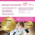 IZDEVĪGI - MEISTARA PROGRAMMA