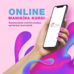 ONLINE MANIKĪRA KURSI , BASIC KURSS - 40% ATLAIDE 57 EUR (parasti 95 eur)